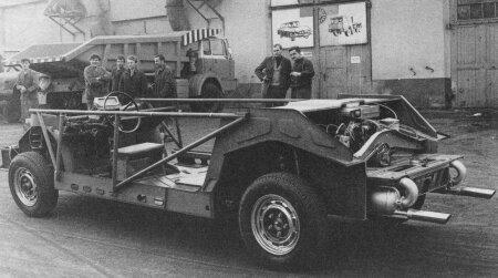 Tatra 613 26290 podvozok