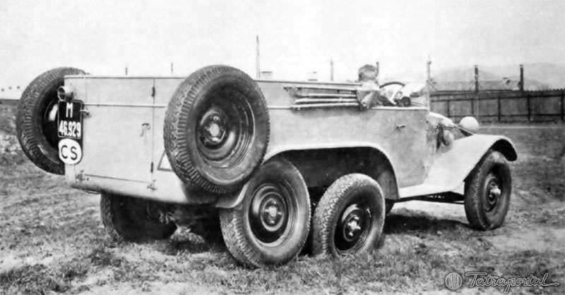 Tatra 72 Dr. Baum