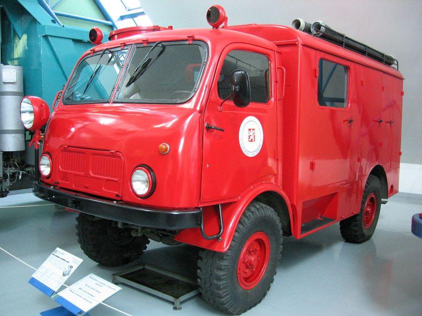 Tatra 805 - fire brigade T805 hasiči