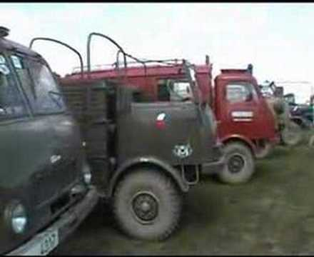 Tatra 805 meeting