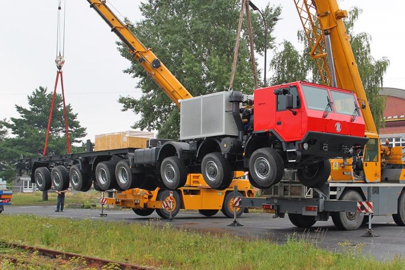 Tatra 815 16x8 voor Streicher