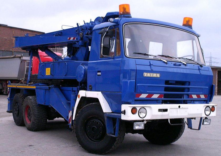 Tatra 815 Kran