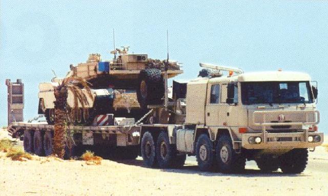 Tatra 816-6VWN9T 43 610 8x8.1R