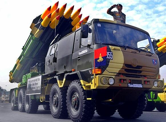 Tatra 816 van het Indiase leger