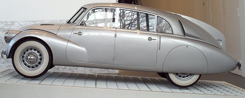 Tatra 87 old