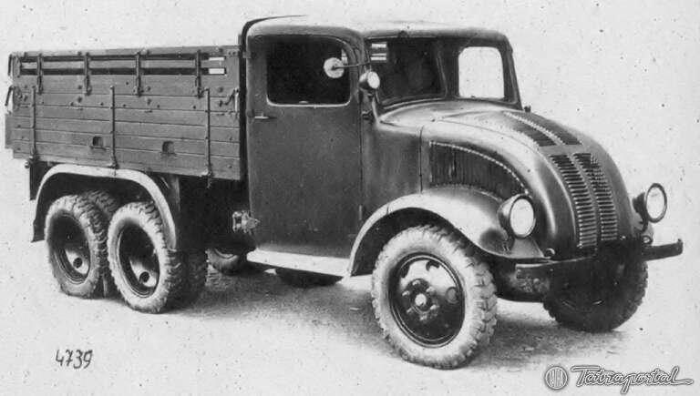 Tatra 92