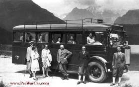 Tatra Model 23 coach