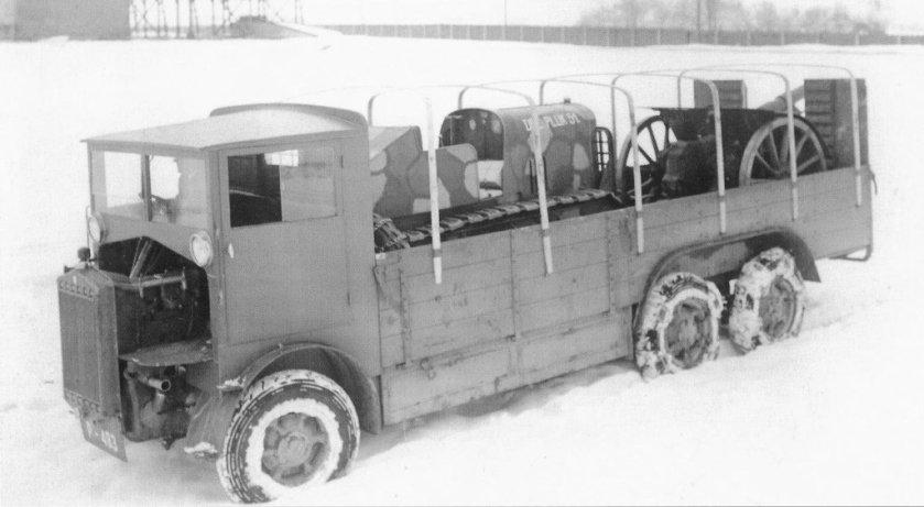 Tatra T-24 truck