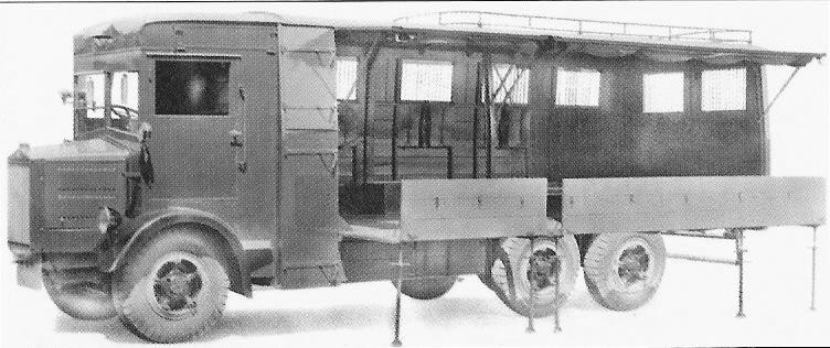 Tatra T-29 truck