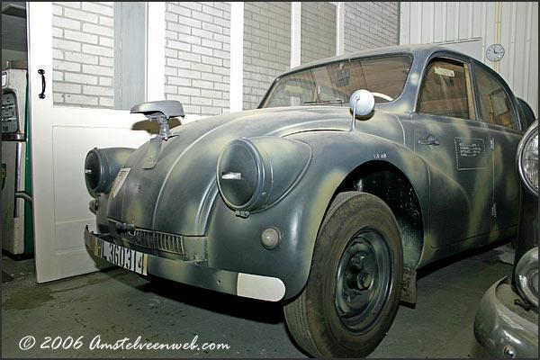 Tatra T-97, Amstelveen