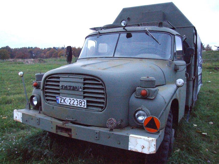 Tatra T148 Military
