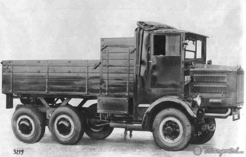 Tatra t25-58 14