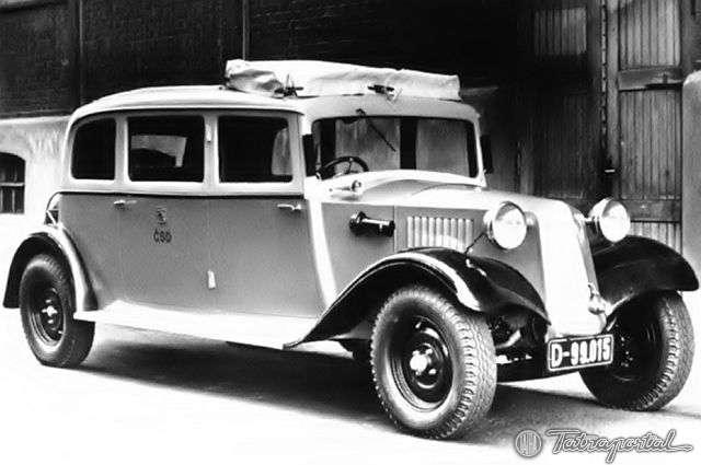 Tatra t52 16