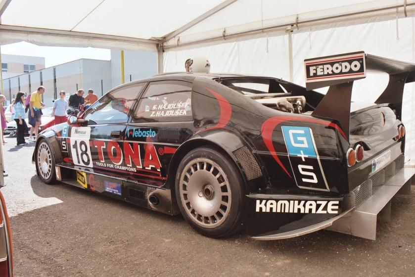 Tatra T700 Ecorra Racer