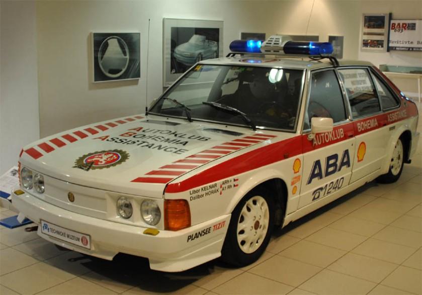 Tatra T700 Museum 2010 33