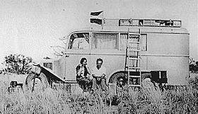 Tatra T72 caravan