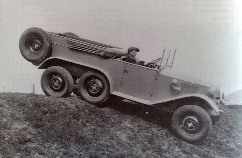 Tatra T72 experimentsmodell