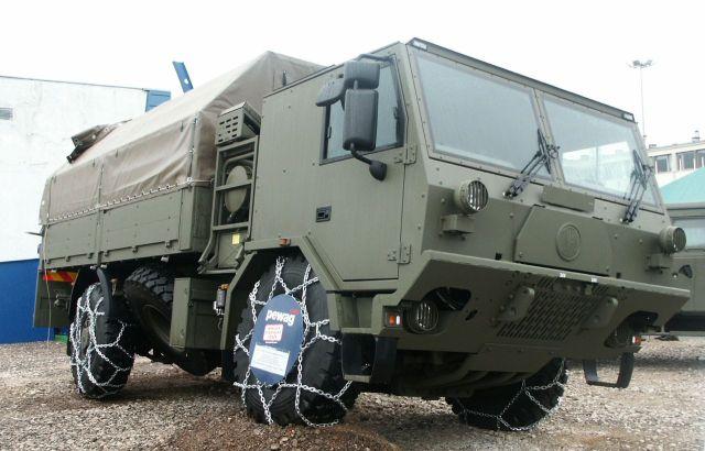 Tatra T815-7 780R59 military truck