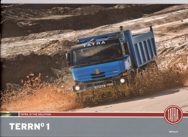 Tatra TERRN-1 album