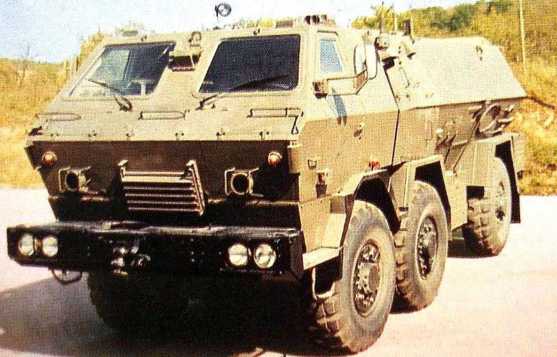 TATRAPAN 6x6 Slovakia army 868