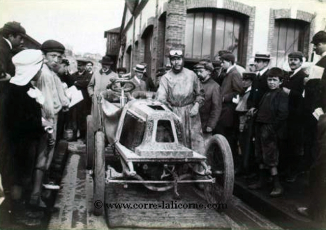 1903 Maurice Farman - Panhard. Corre-circuit-1903-800