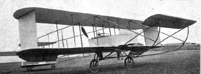 1910 Maurice Farman's 1910 biplane