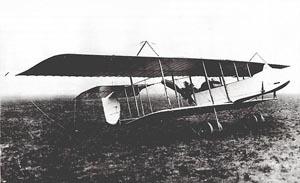 1912 Farman HF.20 Henry Farman Biplane-Jul 1912