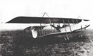 1912 Farman HF.20 Henry Farman Biplane-Jul 1912