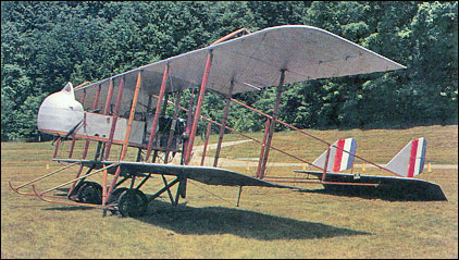 1913 farman mf-11 shorthorn drawing
