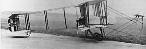 1915 Farman MF7 Longhorn