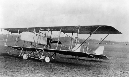 1915 Farman Shorthorn MF11