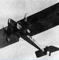 1920's Farman F.50, Mexican Air Force, 1920s.