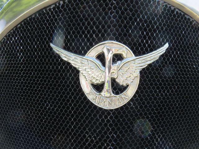 1925 Farman A6B Coupé de Ville Million-Guiet logo-embleem