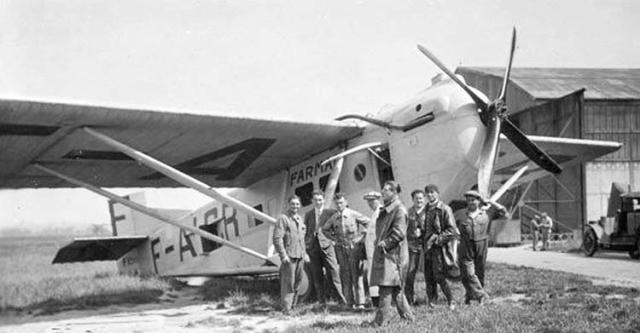 1925 Farman F.170 Jabiru F-AIBR
