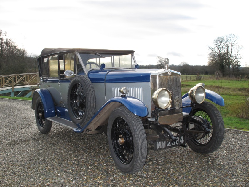 1926-27-mg-14-28-flat-nose-model-approx-300-of-these-cars-were-built-from-late-1926-to-late-1927-about-10-exist