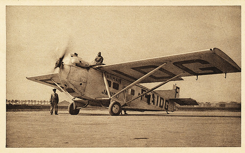 1926 Farman F.170 Jabiru 8 pass. carrying plane