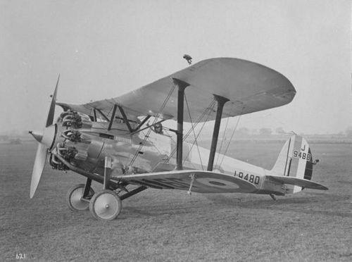 1930-bristol-bulldog-fighter-plane