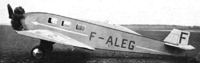 1931 Farman F.250 433 3