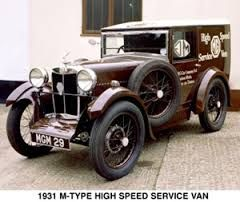 1931-mg-high-speed-service-van