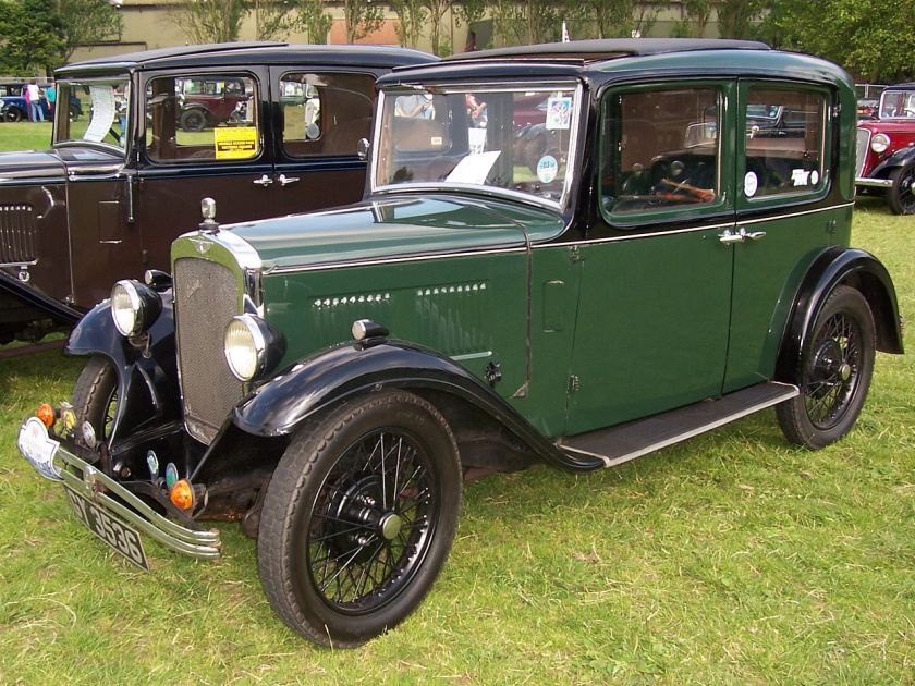 1932-austin-ten-four-dvla-first-registered-17-june-1932-1141-cc
