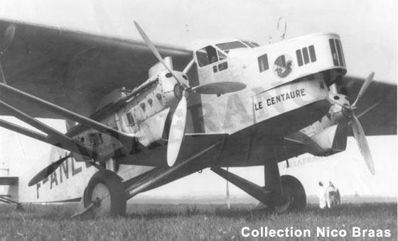 1934 Farman F.220B