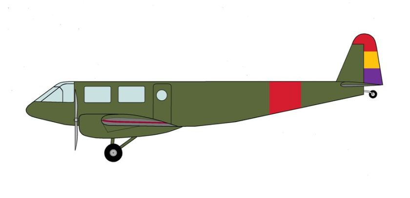 1934 Farman F-430-Spanish Republican Air Force