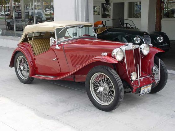 1948-mg-tc-british-sports-car