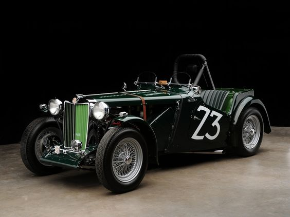 1949-mg-tc-race-car