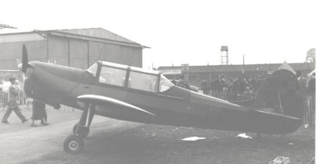 1956 Farman F.500