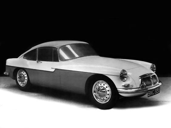 1958-mg-ex205-prototype