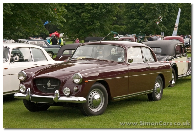 Bristol 407.  In 1961 Bristol developed the 406 by installing a 5130cc Chrysler V8 engine to create the 407