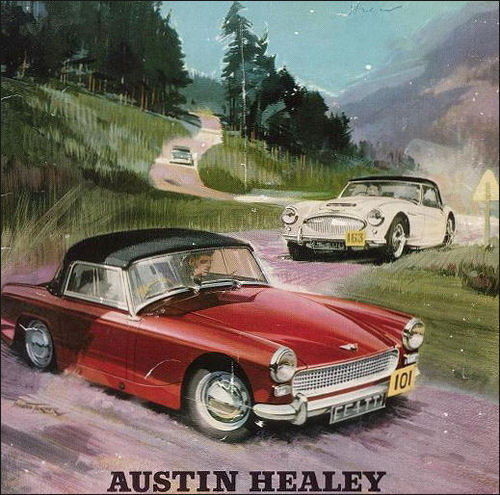 1962-austin-healey-drawing