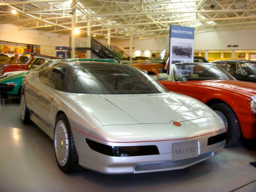 1985-mg-exe-prototype-heritage-motor-centre-gaydon-2