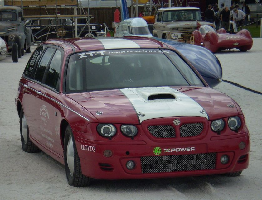 2003-mg-zt-t-became-the-worlds-fastest-non-production-estate-in-2003